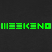 Accessoires und T-Shirts Weekend gestalten