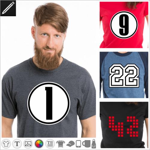 Natur Designs für T-Shirt Druck