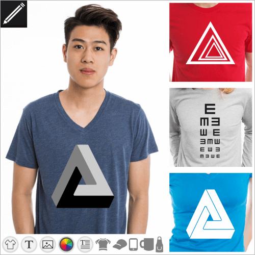 Totenköpfe Designs für T-Shirt Druck
