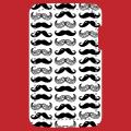 moustache Handy Hülle. Selbst gestalte ein Oberlippenbart Handy Hülle. Schnurrbärte Design.
