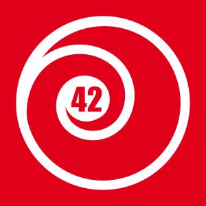 42 und zweiundvierzig Design
