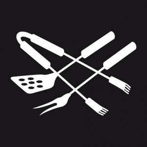 Kochen Schürze zu gestalten. Bbq Designs für Schürze Druck.