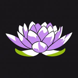 Lotusblume und Lotus Design