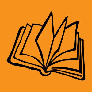 Buch und Literatur Design für T-Shirt Druck