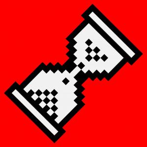 Pixel T-Shirt zu gestalten. Pixelart Designs für T-Shirt Druck.