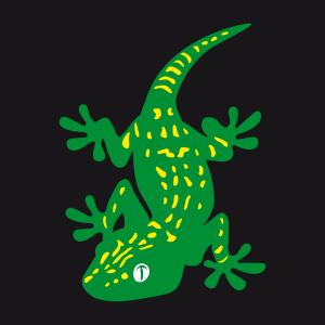 Gecko und Reptilien Design