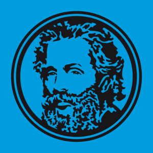 Melville T-Shirt zu gestalten. Schriftsteller Designs für T-Shirt Druck.
