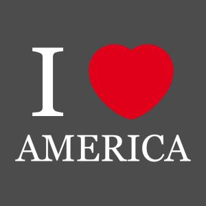 Vereinigte Staaten T-Shirt zu gestalten. Usa Designs für T-Shirt Druck.