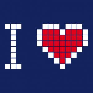 Geek Design für T-Shirt Druck