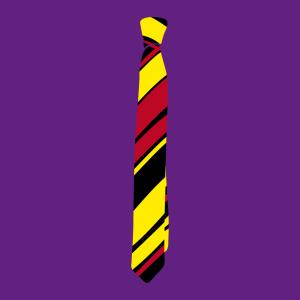 Krawatte und Falsche Krawatte Design