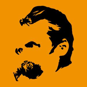 Nietzsche und Autor Design