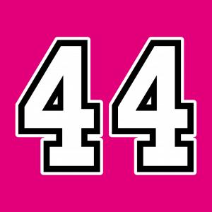 Anpassbares 44 Designs für T-Shirt Druck