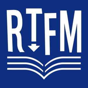 RTFM T-Shirt zu gestalten. Programmierer Designs für T-Shirt Druck.