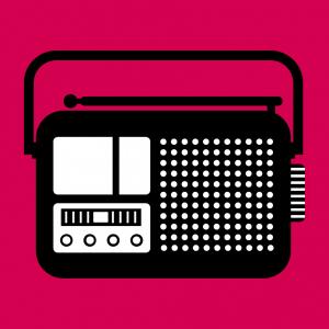 Anpassbares Radio Designs für T-Shirt Druck