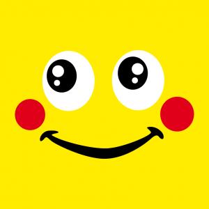Humor T-Shirt zu gestalten. Emoji Designs für T-Shirt Druck.