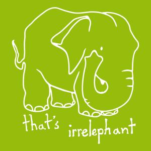 Elefant T-Shirt zu gestalten. Witzige Sprüche Designs für T-Shirt Druck.