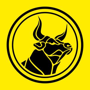 Stier und Tierkreis Design für T-Shirt Druck