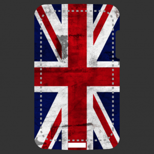 Union Jack Design für Handy Hülle Druck