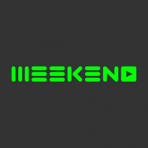 Wochenende und Weekend Design für T-Shirt Druck