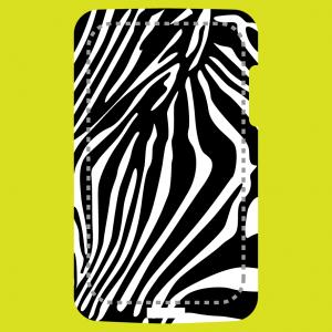 Zebras und Wildtiere Design für Handy Hülle Druck