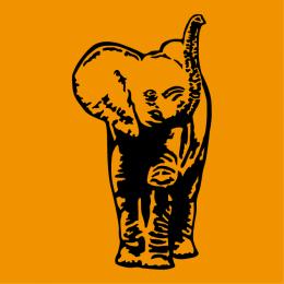 Tiere Designs für T-Shirt Druck