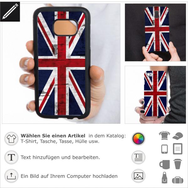 Englische Fahne, Union Jack, England Design