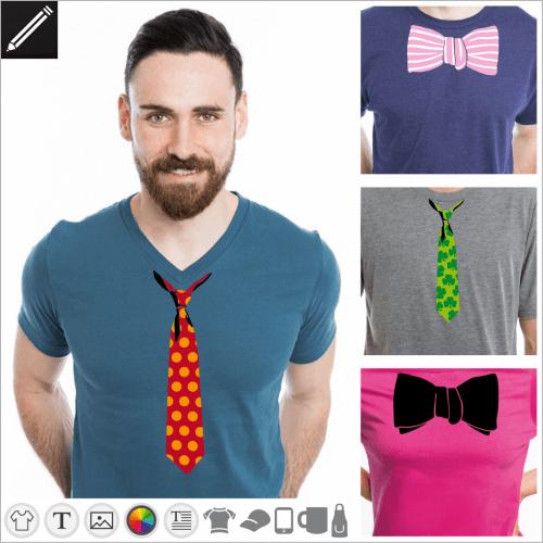 Selbst gestalte dein Verkleidung T-Shirt