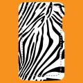 Wildtiere Handy Hülle. Selbst gestalte ein Zebras Handy Hülle. Streifen Design.