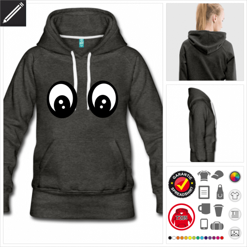 Emoji Sweatshirt online gestalten
