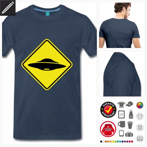 Nerd T-Shirt basic personalisieren
