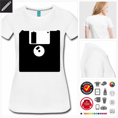 Computer T-Shirt personalisieren