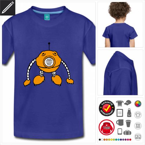basic Nerd T-Shirt online zu gestalten