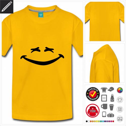 Humor T-Shirt selbst gestalten. Online Druckerei