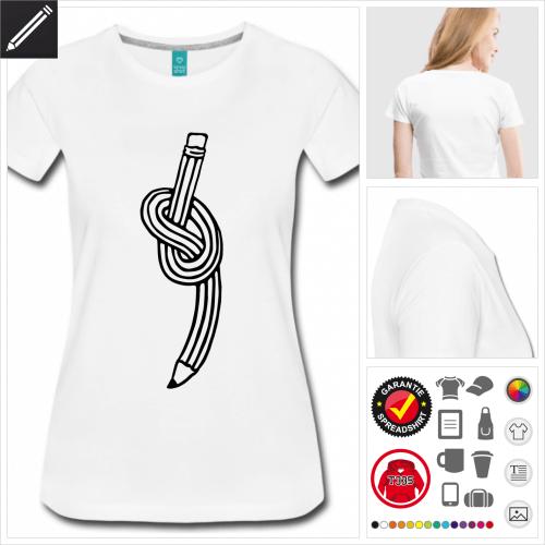 Abbildung T-Shirt online gestalten