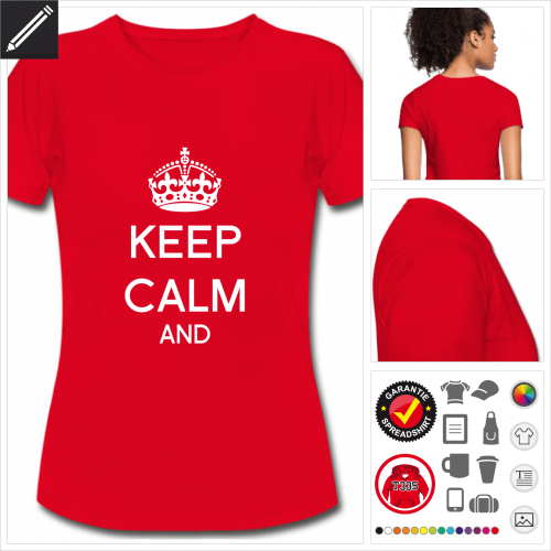 basic Witzige Sprüche T-Shirt online Druckerei, höhe Qualität