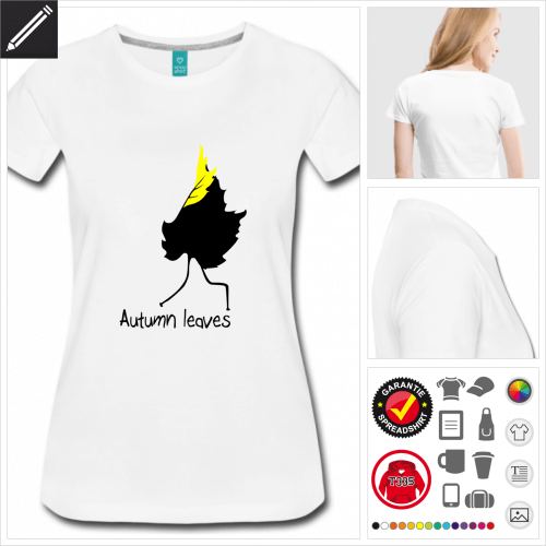 basic Zitat T-Shirt online zu gestalten