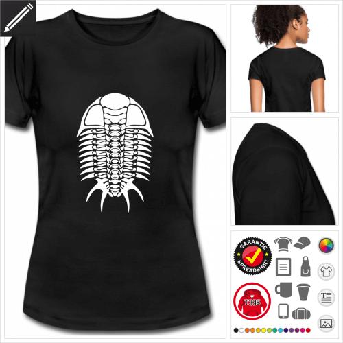 Geek T-Shirt online zu gestalten