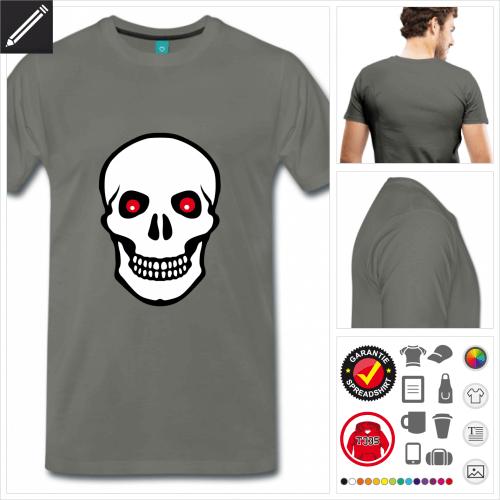 basic Piraten T-Shirt selbst gestalten