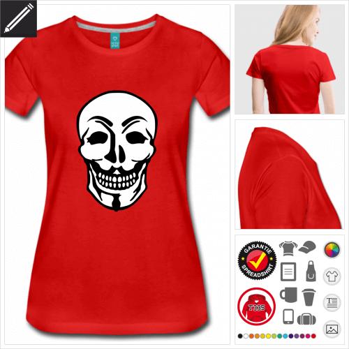 Anonymous Kurzarmshirt online gestalten