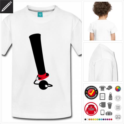 Witz T-Shirt personalisieren