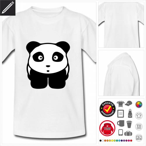 Kinder Kawaii T-Shirt online zu gestalten