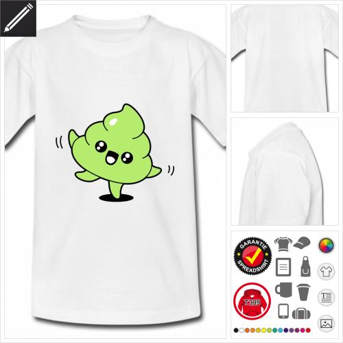basic Kacken T-Shirt zu gestalten
