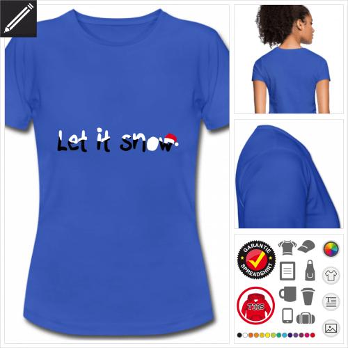 basic Humor T-Shirt gestalten, Druck ab 1 Stuck