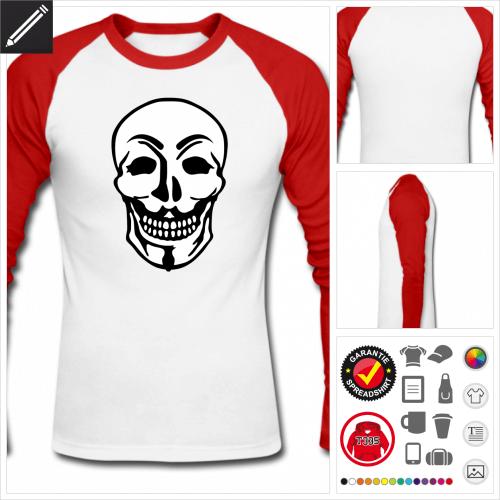 Hacking T-Shirt online zu gestalten
