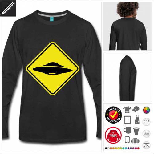Männer Nerd T-Shirt online zu gestalten