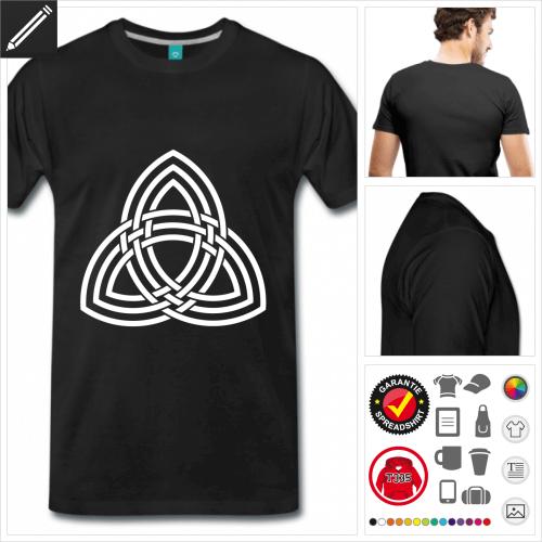 Männer Thor T-Shirt selbst gestalten. Druck ab 1 Stuck