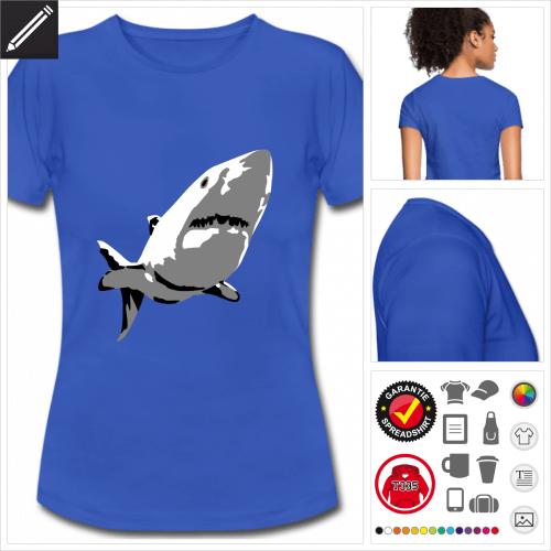 Ozean T-Shirt online gestalten