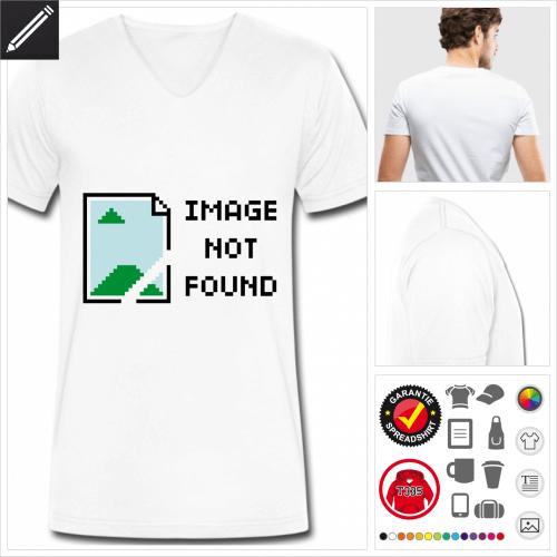 basic Nerd T-Shirt selbst gestalten