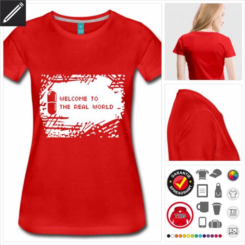 Morpheus T-Shirt selbst gestalten