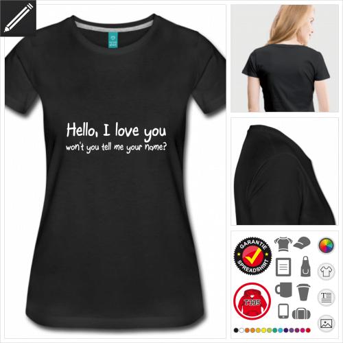 basic Humor T-Shirt online zu gestalten